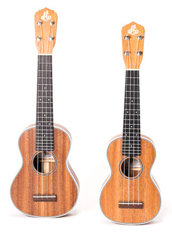 LoPrinzi Model C Ukulele